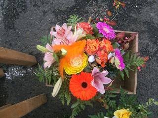 bouquet tendance