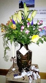 Bouquet longues tiges 27 70