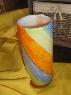 Vase trois couleur 20